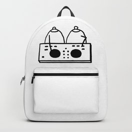 DJ Boobies Party On Backpack