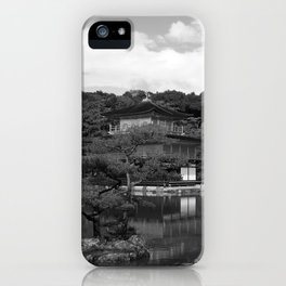 Temple Mono iPhone Case