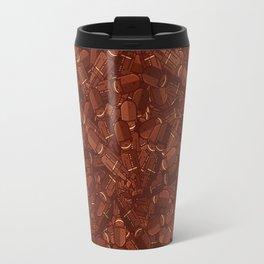 Chocolate Guard Buckingham Travel Mug