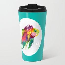 Watercolor 3 Travel Mug