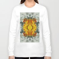 bees Long Sleeve T-shirts featuring bees by Abraham Cervantes