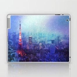 Tokyo Tower Laptop & iPad Skin