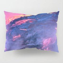 Kilauea Volcano Lava Flow. 4 Pillow Sham