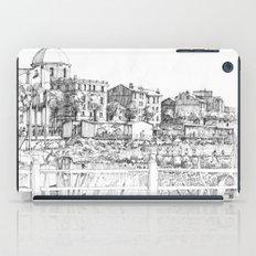 Spiagge a Pegli B&W iPad Case