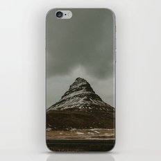 Iceland Kirkjufell Mountain iPhone Skin