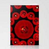 lanterns Stationery Cards featuring Lanterns by StanleyStudio