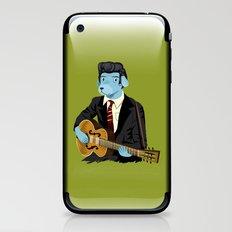 The Rockabilly Dog iPhone & iPod Skin
