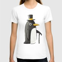penguin T-shirts featuring Penguin by Freeminds