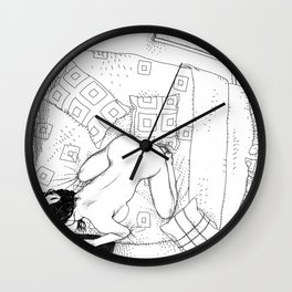 asc 547 - My New Year's resolutions - November Wall Clock