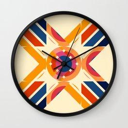 Classic Retro Aeddon Wall Clock