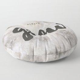 GROW Floor Pillow