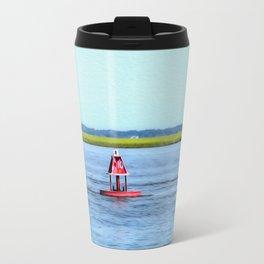 The Little Red Buoy Travel Mug
