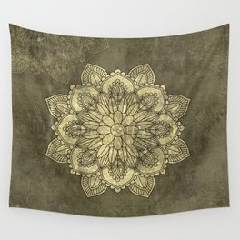 Wonderful mandala Wall Tapestry