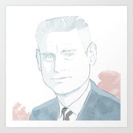 George Jones 1931-2013 Art Print