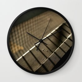 All Fades Into One Sweet Memory Wall Clock