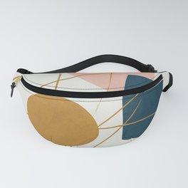 Minimal Abstract Shapes No.46 Fanny Pack