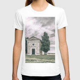 Cappella della Madonna di Vitaleta T-shirt