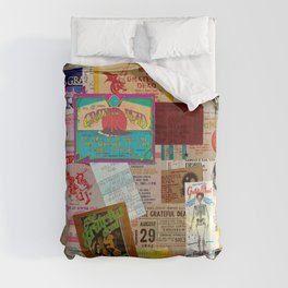 Ticket Stubs Concert Junkie - The Dead Comforters