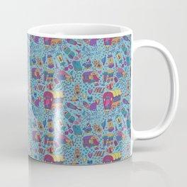 Caravan Pattern Coffee Mug