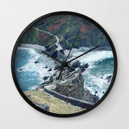 Gaztelugatxe, Spain Wall Clock
