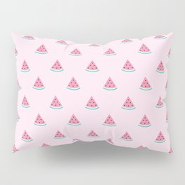 Watermelon Slice By Everett Co Pillow Sham
