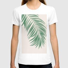 Palm Tropical Green Gardenia T-shirt