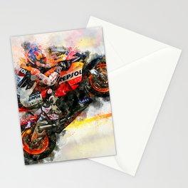 Nicky Hayden Stationery Cards