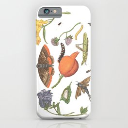 Commonplace miracles - Natural History Part IV iPhone Case