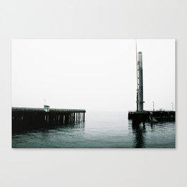 Shoreline Void Canvas Print