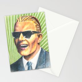 Max Headroom Stationery Cards