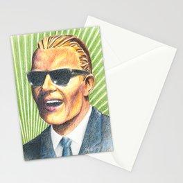 Max Headroom Stationery Cards