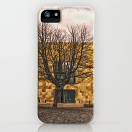 Architecture in Ulm iPhone Case