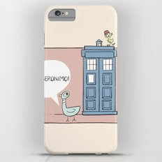 Don't Let the Pigeon Drive the Tardis Slim Case iPhone 6 Plus