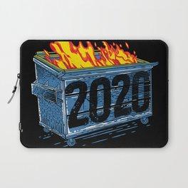 Dumpster Fire 2020 Laptop Sleeve