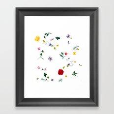 Midsummer Incantation Framed Art Print