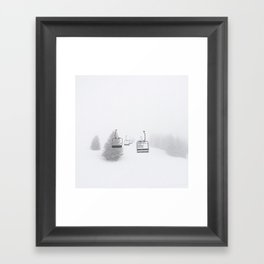 Lift To Heaven Framed Art Print