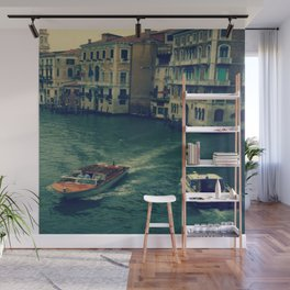 Venice, Grand Canal 3 Wall Mural