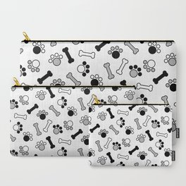 Paws and Bones Carry-All Pouch