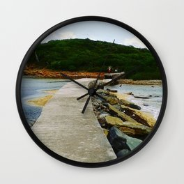 La Baie Créole Wall Clock