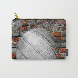 Volleyball art print work 4 Carry-All Pouch