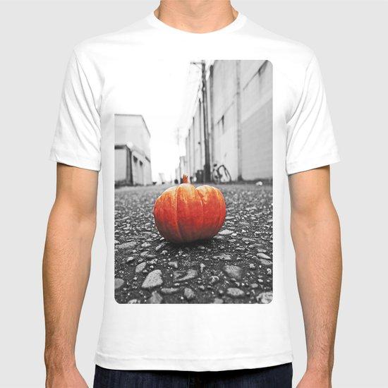 Gritty City pumpkin T-shirt