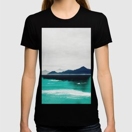 Blue coast T-shirt