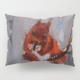 Afternoon Visitor Pillow Sham
