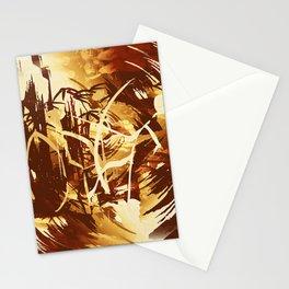 Afrikanische Krieger Stationery Cards
