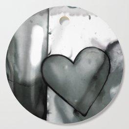 Heart Dreams 1N by Kathy Morton Stanion Cutting Board