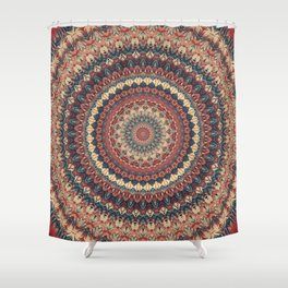Mandala 595 Shower Curtain