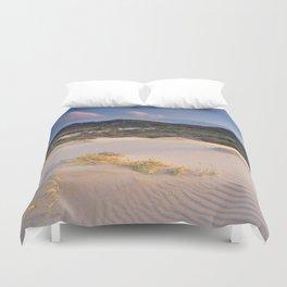 Pink desert Duvet Cover