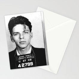Frank S. Mugshot 1938 Stationery Cards