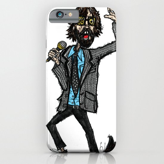 Jarvis Cocker Pulp iPhone & iPod Case