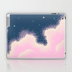 Pixel Cotton Candy Galaxy Laptop & iPad Skin